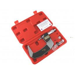Mikrometr zewnętrzny elektroniczny 75-100 0.001 IP65