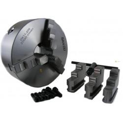 Uchwyt tokarski 3 szczękowy DK-11 200 mm DIN6350
