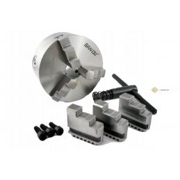 Uchwyt tokarski 3 szczękowy DK-11 125 mm DIN6350