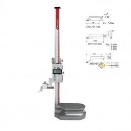 Wysokościomierz elektroniczny 1000mm 0.01mm ABS