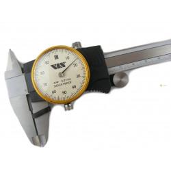 SUWMIARKA ZEGAROWA VIS 150 / 0,01mm