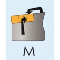 Noże składane do toczenia wewnętrznego M - system - dometalu.pl